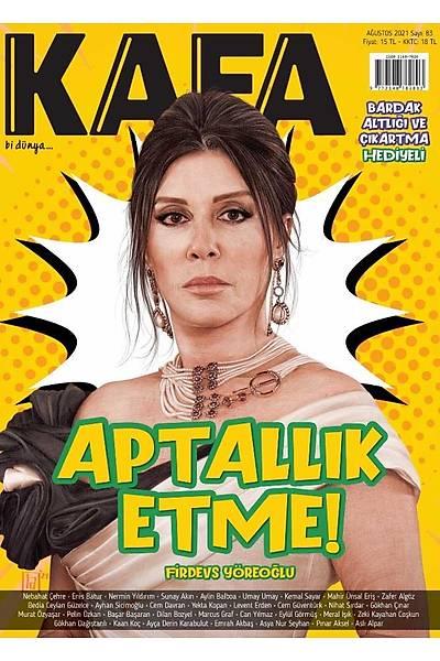 KAFA Dergisi 83.sayý