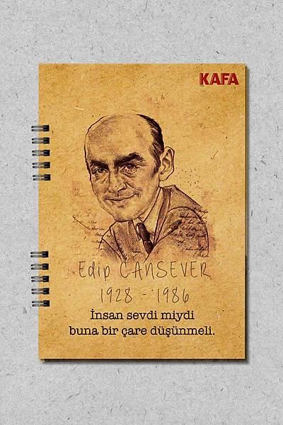 Edip Cansever (Not Defteri)