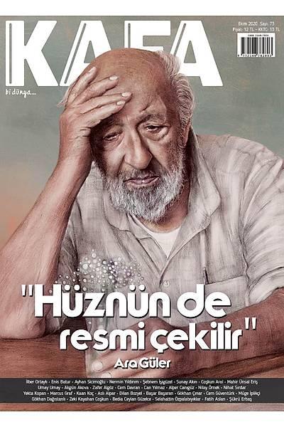 KAFA Dergisi 73.Sayý