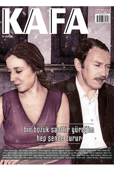 KAFA Dergisi 42.sayý