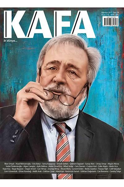 KAFA Dergisi 36.sayý