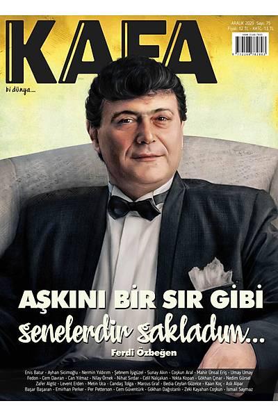 KAFA Dergisi 75.Sayý