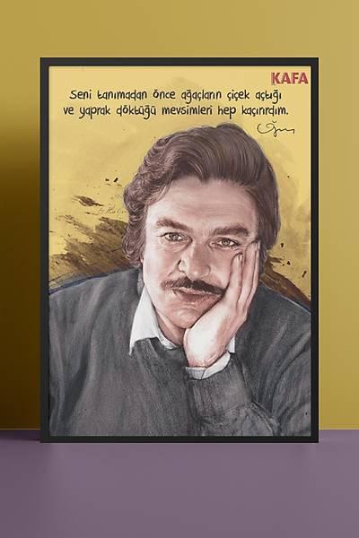 Oðuz Atay 50x70 Poster