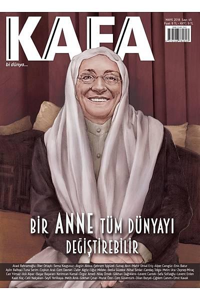 KAFA Dergisi 45.sayý