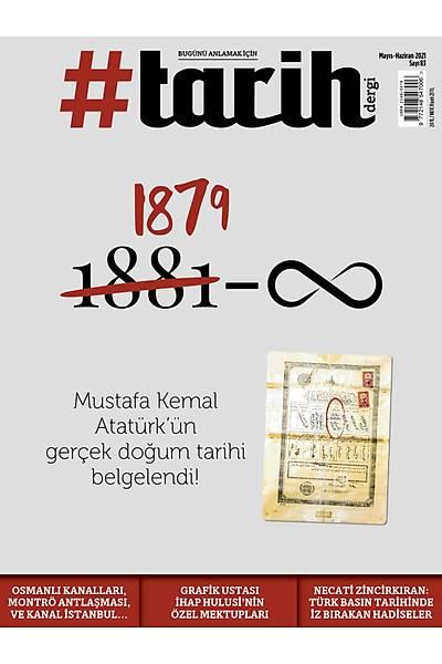 #tarih Dergi 83.Sayý