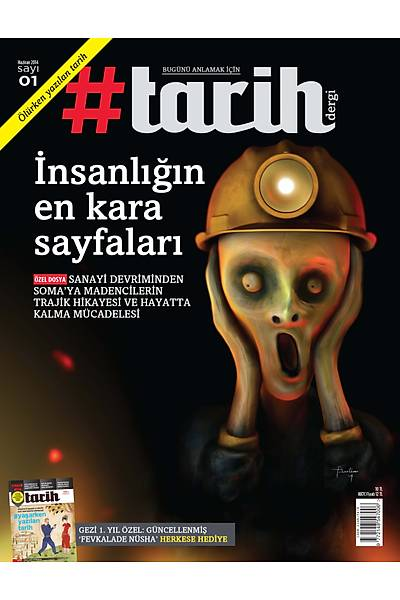 #Tarih Dergi 1. sayý