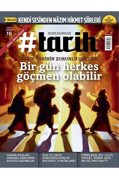 #Tarih Dergi 16. sayý