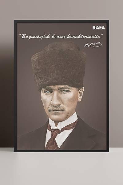 Mustafa Kemal ATATÜRK 50x70 Poster