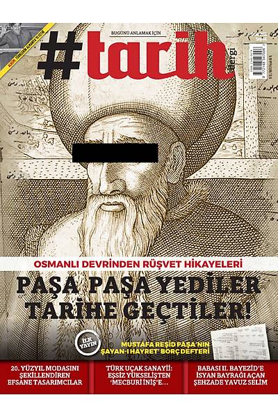 #Tarih Dergi 44.sayý