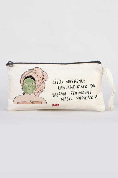 Küçük Bez Çanta (Cilt)