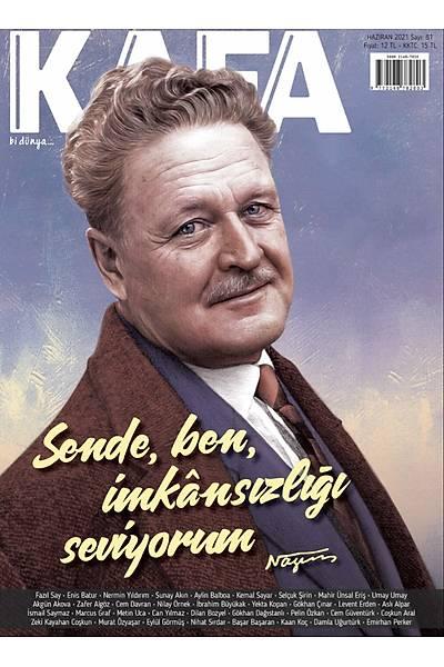 KAFA Dergisi 81.sayý