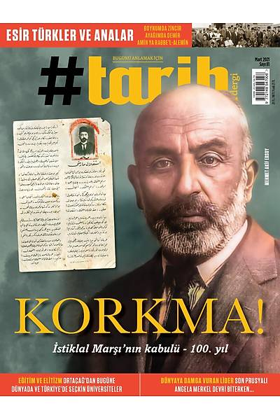 #tarih Dergi 81.Sayý