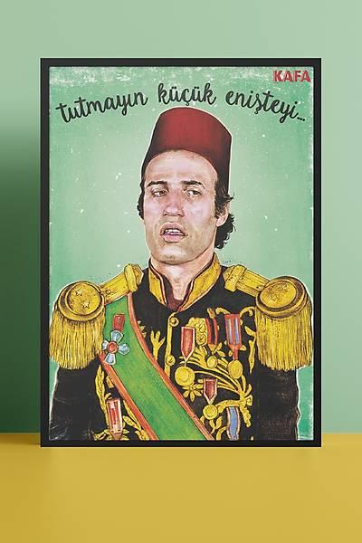 Tosun Paþa 50x70 Poster