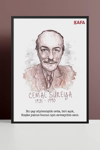 Cemal Süreya 50x70 Poster