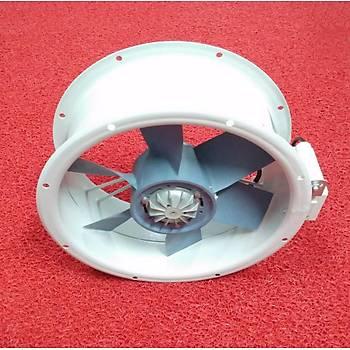 GEBHARDT ARA 61-0355-4E Eksenel Fan