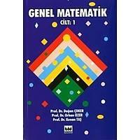 Bilim Yayýnlarý Genel Matematik Cilt:1 (Doðan Çoker)