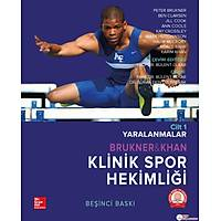 Ankara Nobel Týp Kitabevi Brukner & Khan's Klinik Spor Hekimliði Bülent Ülkar