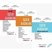 Tercih Kitabevi Yayýncýlýk iþçilik Alacaklarý(3 CÝLT)Uður Ocak-Selma Betin(Nisan 2020)