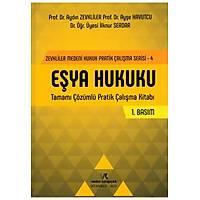 Vedat Kitapçýlýk Eþya Hukuku Tamamý Çözümlü Pratik Çalýþma Kitabý (Aydýn Zevkliler-Ayþe Havutçu)