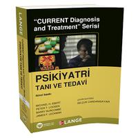 Güneþ Týp Kitabevi Current Psikiyatri Taný ve Tedavi Selçuk CANDANSAYAR