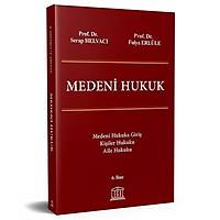 Legal Yayýncýlýk Medeni Hukuk (Helvacý/Erlüle)