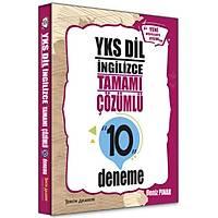 Tercih Akademi Yayýnlarý YKSDÝL Ýngilizce Tamamý Çözümlü 10 Deneme : Deniz Pýnar