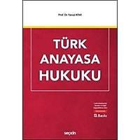 Seçkin Yayýnevi Türk Anayasa Hukuku (Yavuz Atar)