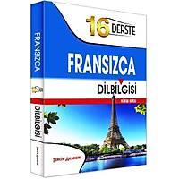 Tercih Akademi 16 Derste Fransýzca Dil Bilgisi