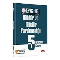 Data 2021 MEB EKYS Müdür ve Müdür Yardýmcýlýðý Fasikül 5 Deneme Sýnavý