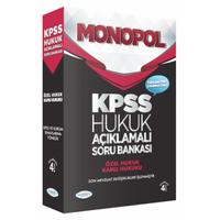 Monopol Yayýnlarý KPSS A Grubu Hukuk Açýklamalý Soru Bankasý 2020
