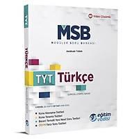 Eðitim Vadisi YKS TYT Türkçe MSB Modüler Soru Bankasý Video Çözümlü