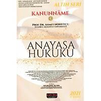 Savaþ Kanunname Anayasa Hukuku Ýdare Hukuku Ýdari Yargýlama Altýn Seri Ahmet Nohutçu (2021)