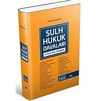 Adalet Yayýnevi Sulh Hukuk Davalarý Uygulama Rehberi Ahmet Cemal Ruhi