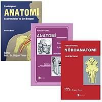 Odtü Fonksiyonel Nöroanatomi - Anatomi Baþ Boyun ve Ýç Organlar - Ekstremiteler ve Sýrt Bölgesi Seti