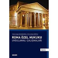 Seçkin Yayýnevi Roma Özel Hukuku-Uygulamalý Çalýþmalarý (Cengiz Koçhisarlýoðlu-Özlem Söðütlü Eriþgin)