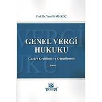Yetkin Yayýnlarý Genel Vergi Hukuku Ders Kitabý (Yusuf Karakoç)