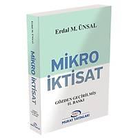 Murat Yayýnlarý Mikro Ýktisat-Erdal Ünsal