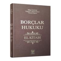Adalet Yayýnlarý Borçlar Hukuku El Kitabý (Nihat Yavuz)