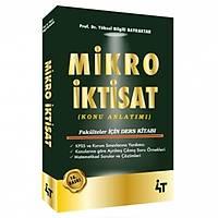 4T Yayýnlarý KPSS A Mikro Ýktisat Yüksel Bilgili