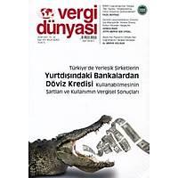 Vergi Dünyasý Dergisi Ocak 2021-Münever Yeðin