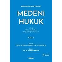 Seçkin Yayýnevi Medeni Hukuk Giriþ Cilt-1 (Murat Topuz-Gökhan Antalya)