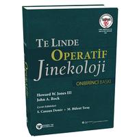 Güneþ Týp Kitabevi Te Linde's Operatif Jinekoloj Bülent TIRAÞ Cansun DEMÝR