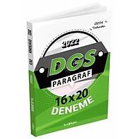 Tercih Akademi 2022 DGS Paragraf 16x20 Deneme