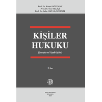 Filiz Yayýnlarý Kiþiler Hukuku (Kemal Oðuzman)