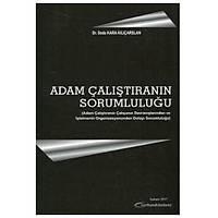 Turhan Kitabevi Adam Çalýþtýranýn Sorumluluðu (Seda Kara Kýlýçarslan)