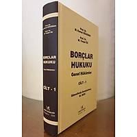 Vedat Kitapçýlýk Borçlar Hukuku Genel Hükümler Cilt:1 (Kemal Oðuzman-Turgut Öz)
