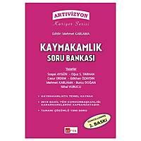Akfon Yayýnlarý Artývizyon Kariyer Kaymakamlýk Soru Bankasý-Mehmet Kablama