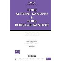 Seçkin Yayýnevi Türk Medeni Kanunu ve Türk Borçlar Kanunu (Libra Mevzuat Dizisi)