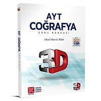 3D Yayýnlarý AYT Coðrafya Soru Bankasý