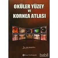 Avrupa Týp Kitabevi Okuler Yüzey ve Kornea Atlasý